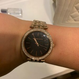 Michael Kors (rose gold)watch